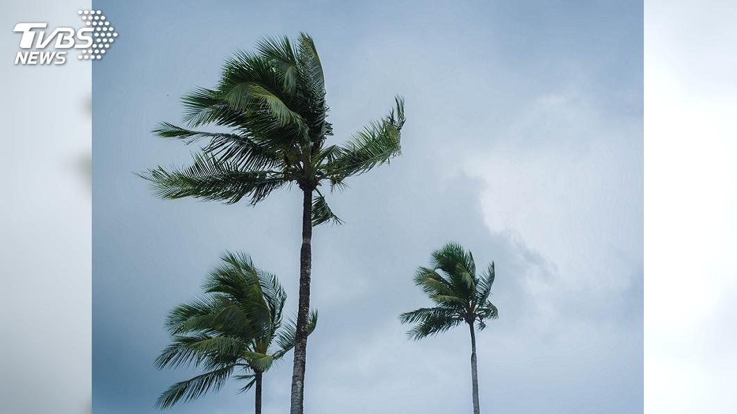 圖/達志影像美聯社 美國南卡天氣不穩定 直擊怪風捲人上天