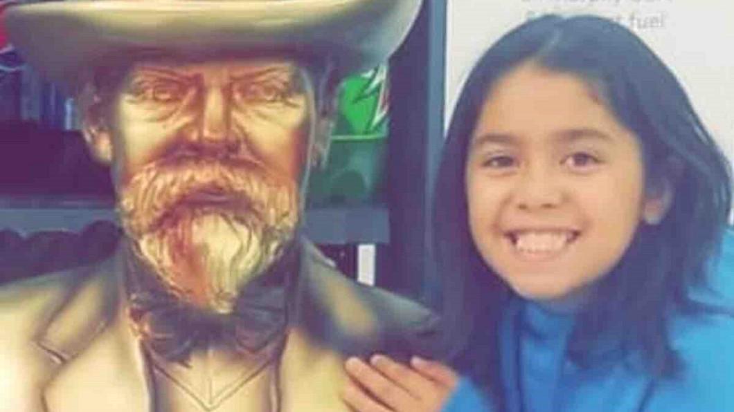 9歲女童埃爾南德斯(Emma Valentina Hernandez)被3隻比特犬咬死。圖/翻攝募資網站GoFundMe 3比特犬圍攻狂咬 9歲女童斷頸慘死