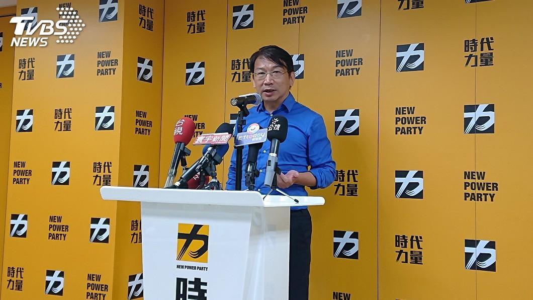 圖/中央社 若自推總統人選 徐永明:徵召黃國昌是重要方向
