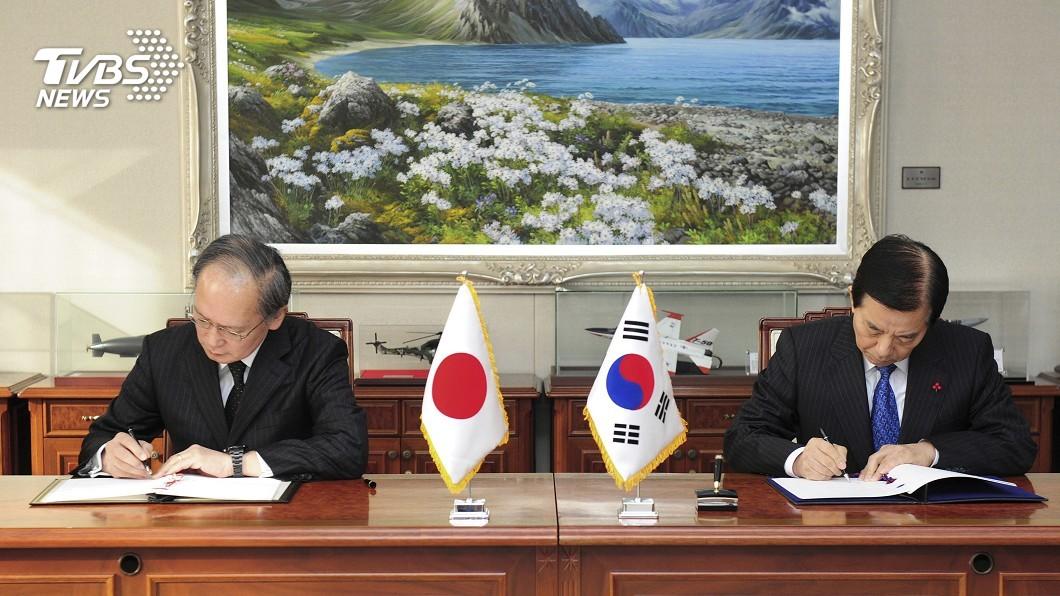 圖/達志影像美聯社 韓拒分享軍情給日 牽動美國東亞戰略