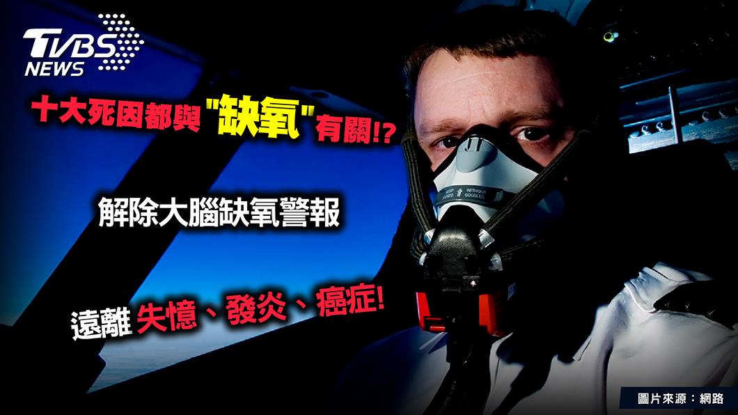 圖/TVBS 頭痛、失眠、打哈欠?「缺氧」小心疾病跟著來