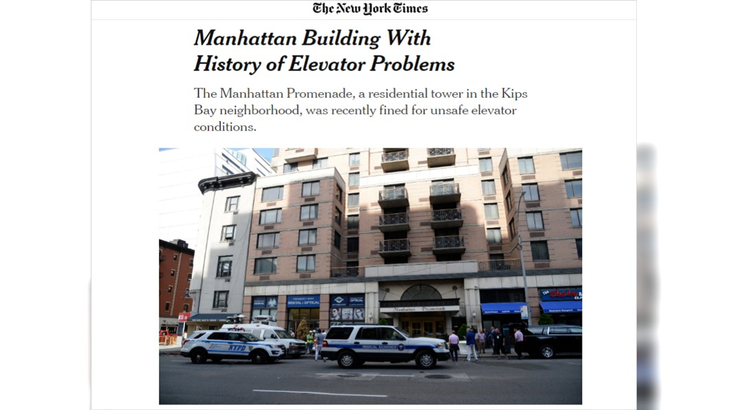 圖/翻攝自紐約時報