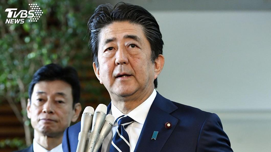 圖/達志影像路透社 日韓軍情協定將終止 安倍:與美國緊密合作
