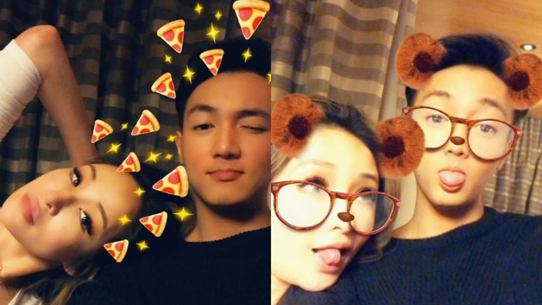 翻攝/蕭亞軒臉書 認愛小16歲姐弟戀!蕭亞軒40歲生日甜曬鮮肉男友