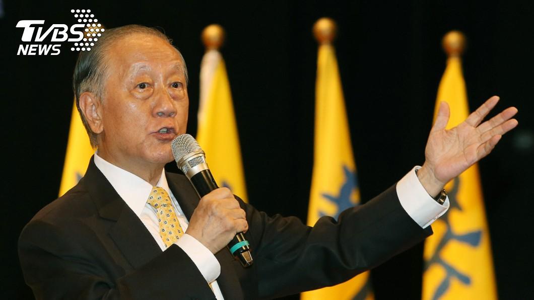 圖/中央社資料畫面 立委選舉 郁慕明:新黨在台北市至少提名3席