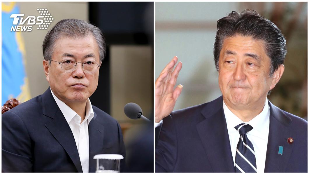 圖/達志影像美聯社 日韓貿易戰擴大? 北韓射飛彈、櫻花妹首爾被毆