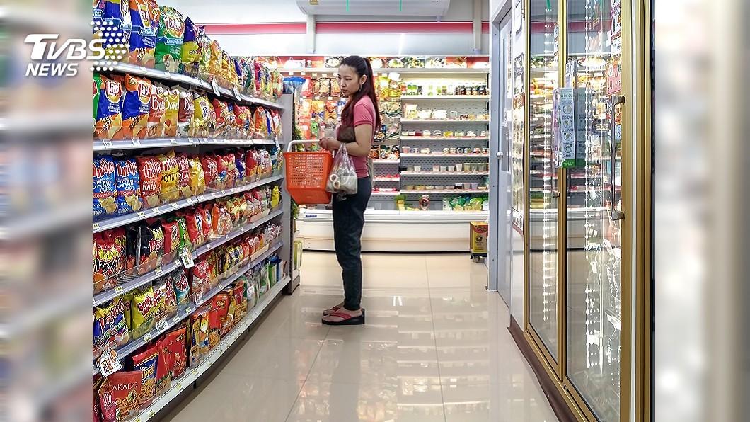 示意圖/TVBS 日本深夜無人超商登場 進店先拍照存證