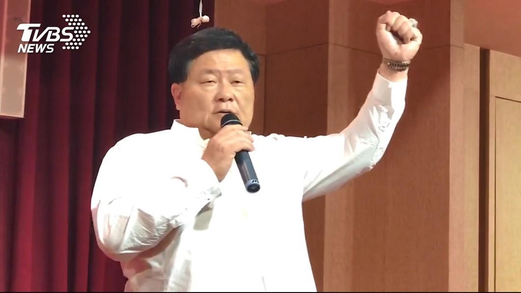 圖/TVBS 顏清標暗批郭台銘 郭幕僚:國民黨台中基本盤鬆動