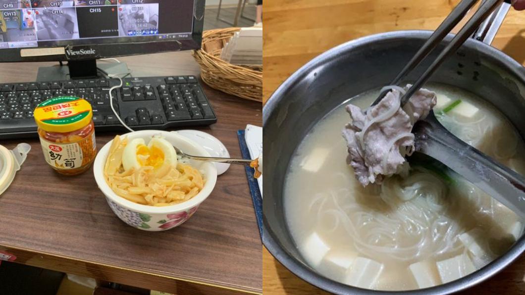 圖/翻攝自Dcard 苦扛學費+房租! 她曝「350元吃1週」激省秘訣