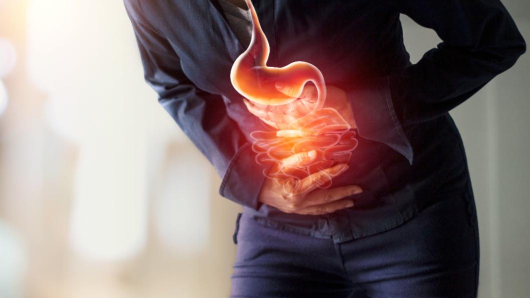 示意圖/TVBS 男吃生魚片腹瀉 腸壁驚見「數十隻寄生蟲」滲血狂鑽