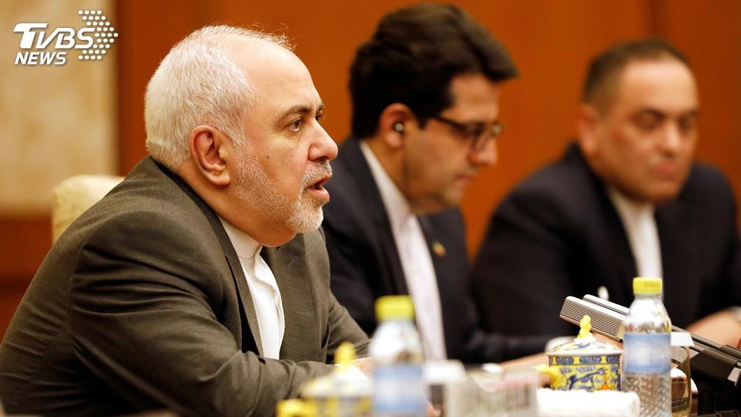 圖/達志影像路透社 尋求突破美制裁 伊朗外長訪中強化經濟合作