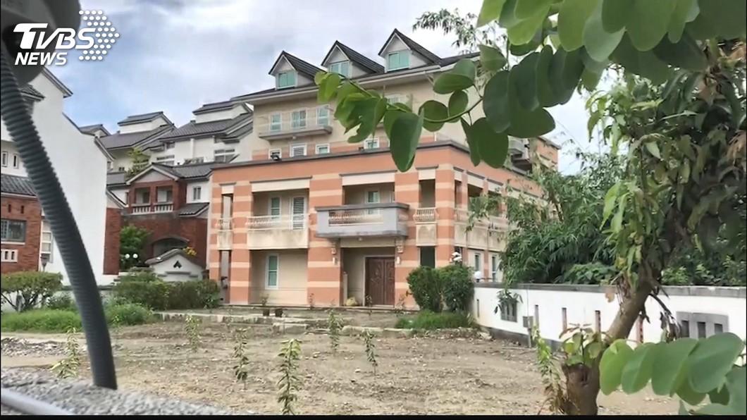 圖/TVBS資料照片 李佳芬農舍違建案訴願 內政部駁回