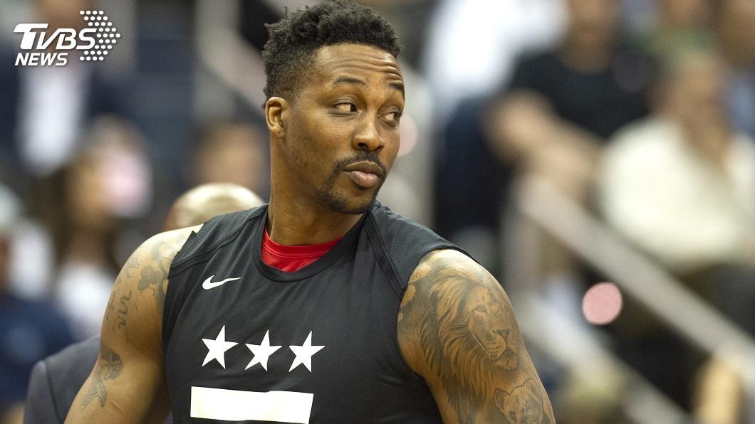 圖/達志影像路透社 NBA湖人證實 簽下前明星中鋒「魔獸」霍華德