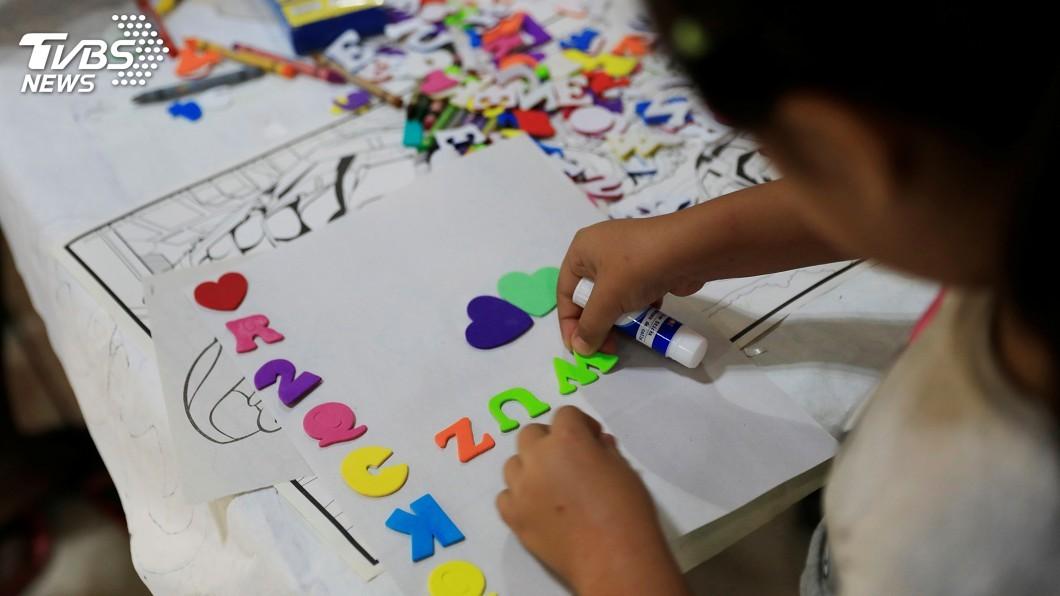 圖/達志影像路透社 川普政府新規允無限期拘留移民兒童 19州提告