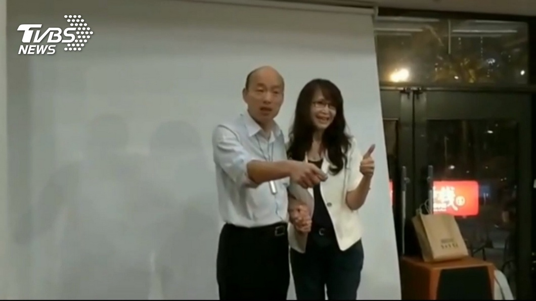 圖/TVBS 批承諾跳票遭韓粉圍剿! 北漂媽媽哭了