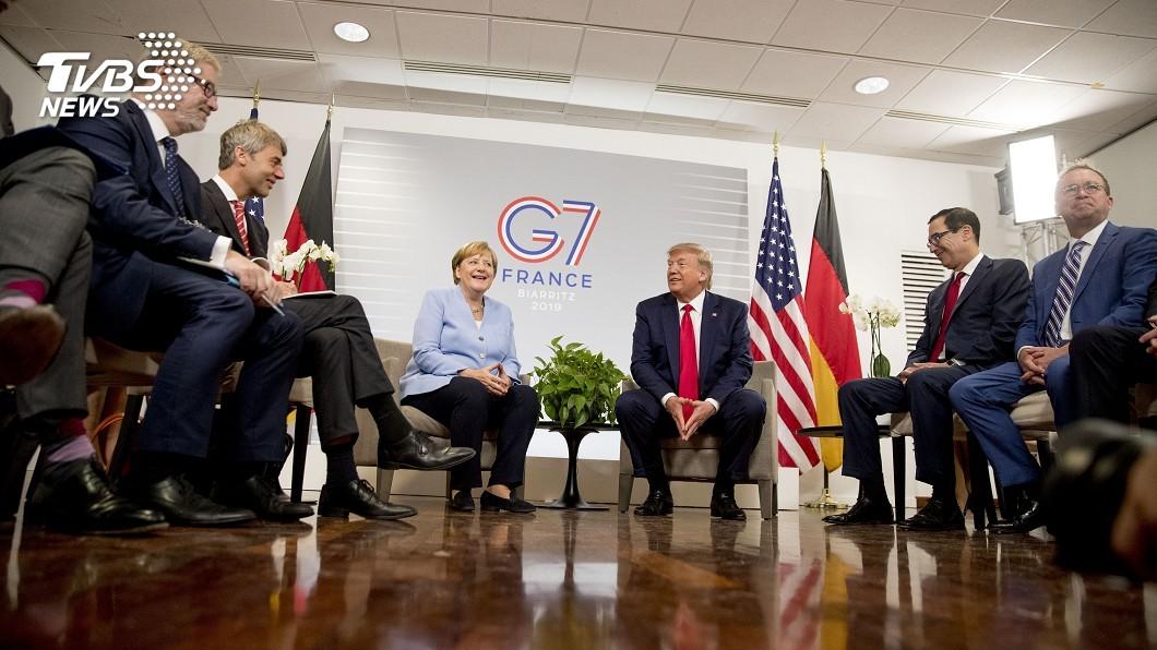 圖/達志影像美聯社 G7重提中英聲明效力 北京嗆聲:外國無權干涉