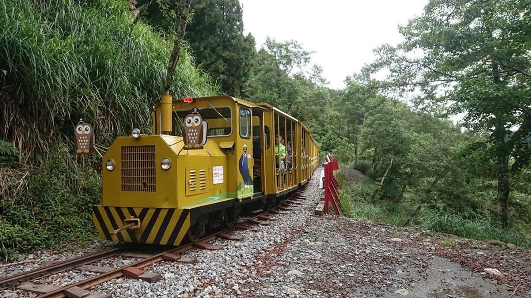 圖/TVBS資料畫面 快訊/拚鐵道觀光! 羅東至太平山森鐵將重建
