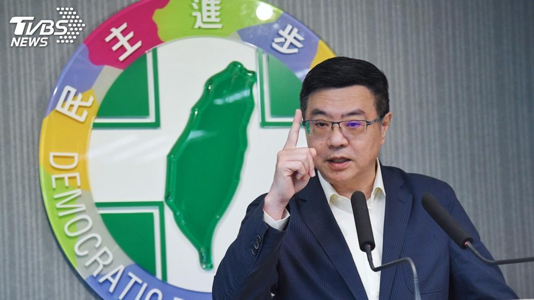 圖/中央社 卓榮泰:遺憾在野黨杯葛軍購 國防不應成籌碼