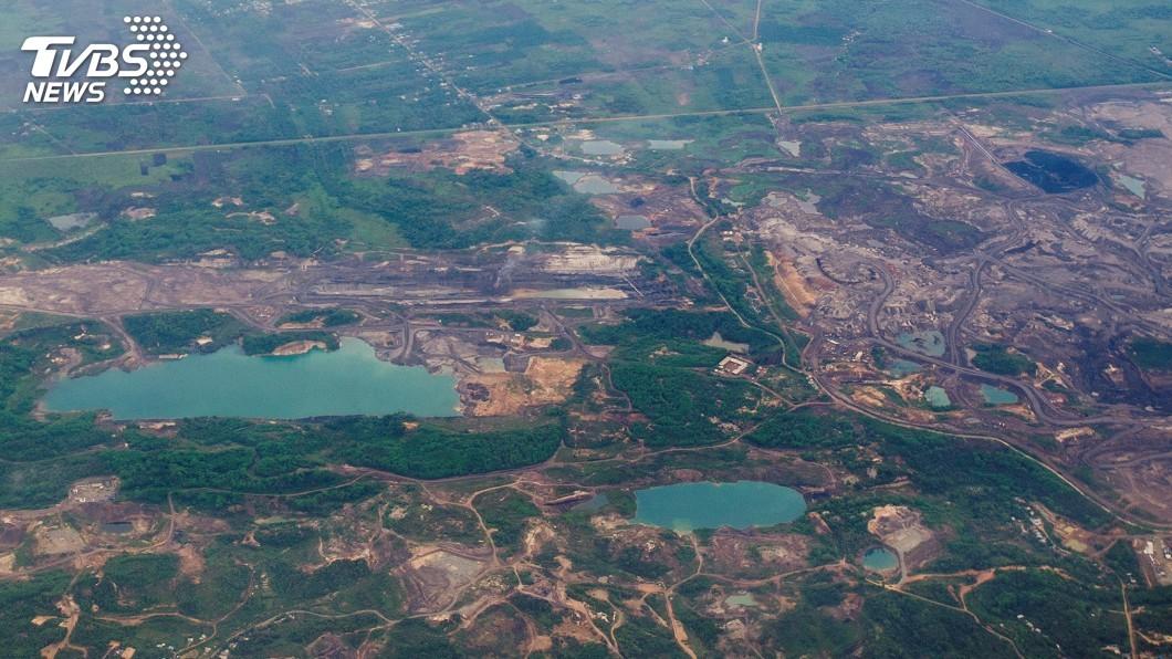 圖/達志影像路透社 印尼將打造綠色新首都 環保人士憂森林火災增