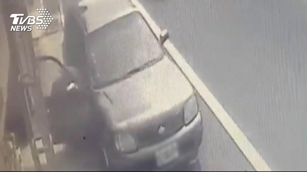 圖/TVBS 他在國道上!賊竊車代步再犯案 ETC洩蹤