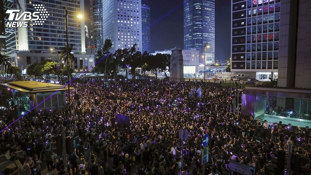 圖/達志影像美聯社 證實北京拒美軍艦造訪 薛瑞福:關切香港情勢