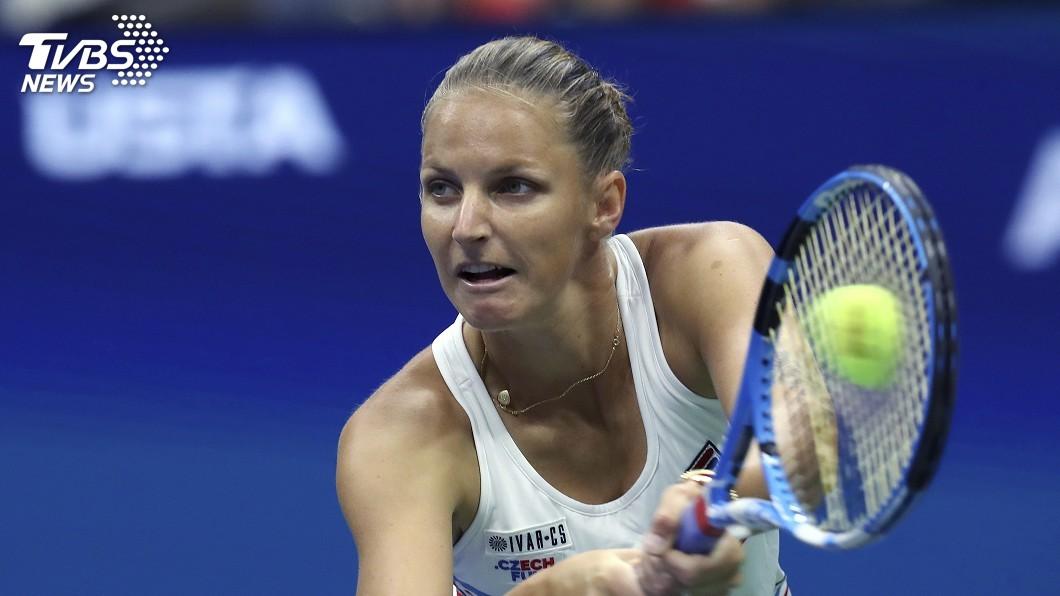 圖/達志影像美聯社 普里斯科娃輕取對手 率先挺進美網女單第3輪
