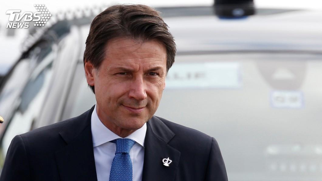 圖/達志影像路透社 義大利五星運動與民主黨將組政府 孔蒂續任總理