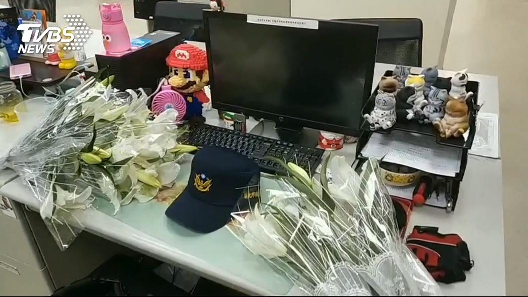 圖/TVBS 撞警嫌僅「限制住居」 警政署不滿:哪個警察能接受?