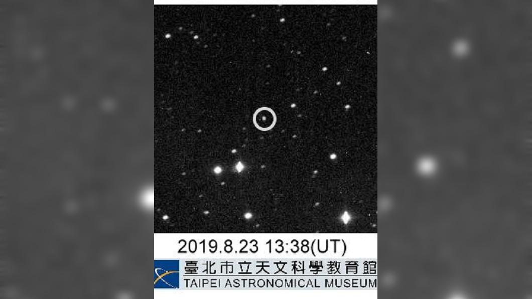 圖/翻攝自台北市天文館網頁 太空中也有個「台灣」! 今深夜最貼近「地上台灣」