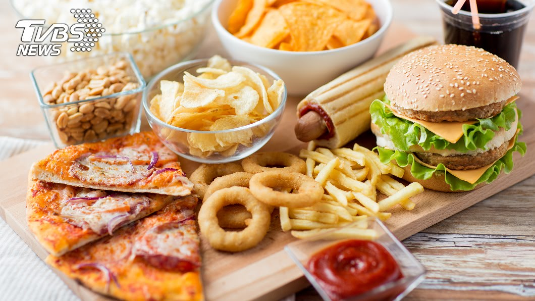 示意圖/TVBS 速食菜單註明熱量 研究:僅能暫時減少熱量攝取