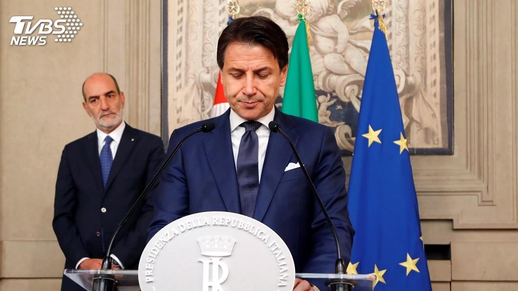 圖/達志影像路透社 剔開極右翼政黨 義大利籌組更團結新執政聯盟