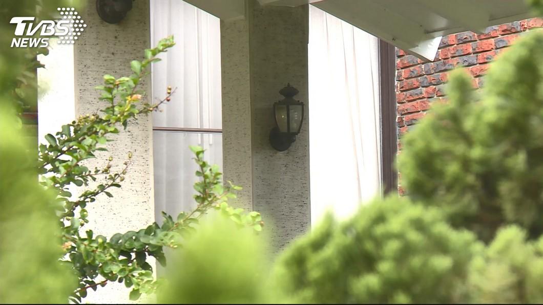 圖/TVBS 長興老董豪宅搶案 主嫌張朝亮20年前曾犯同樣重案