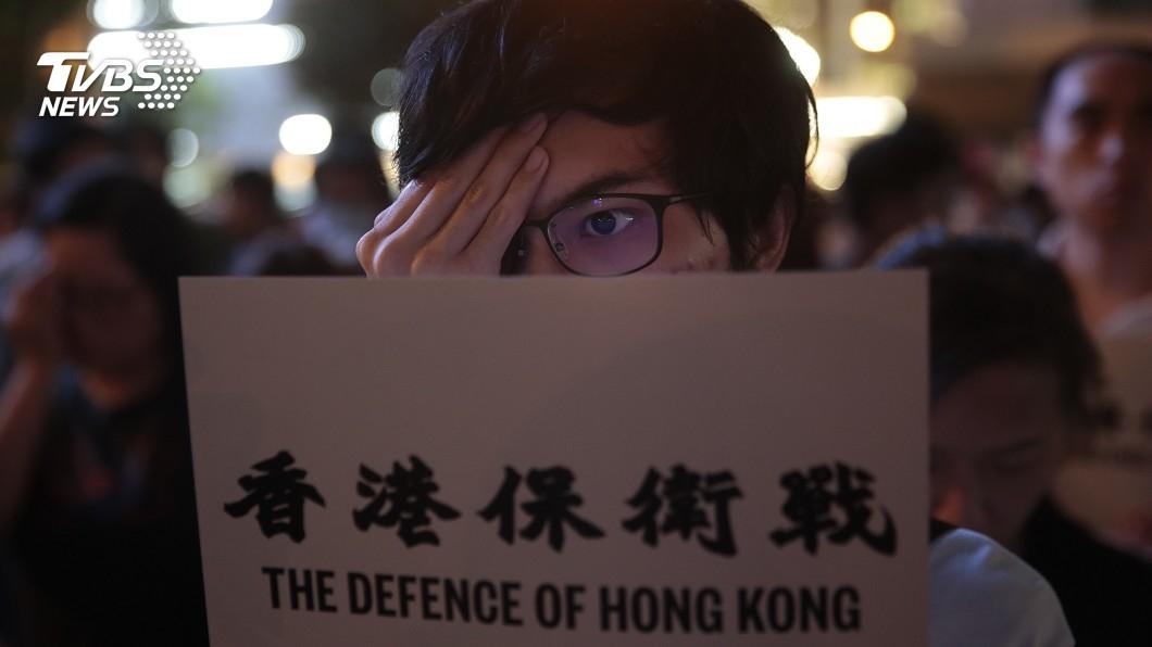 圖/達志影像美聯社 民陣週六遊行取消 數名召集人爆遭追打