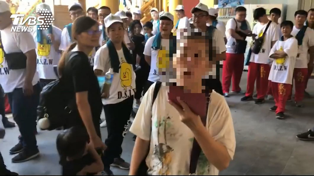 圖/TVBS 檢舉「近距離」錄影 蘇姓婦爭議事件逾30件