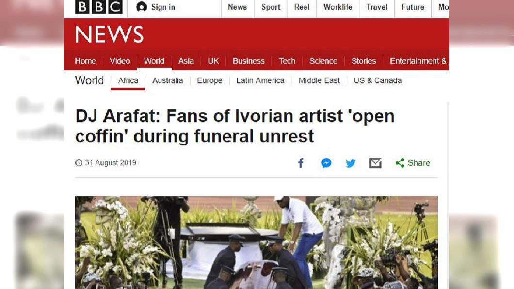 圖/翻攝自BBC網站