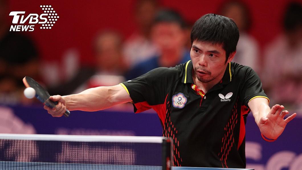 圖/中央社資料畫面 ITTF官網名單露餡 「桌球教父」莊智淵重返國家隊