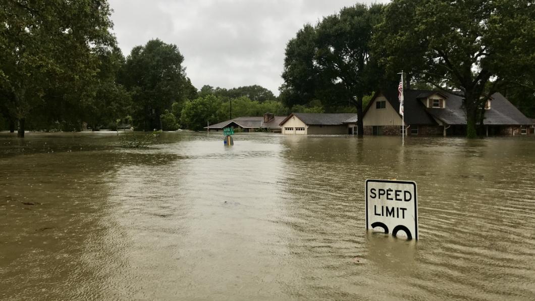 示意圖/TVBS 911接線員見死不救! 女困洪水溺斃成「泡屍」