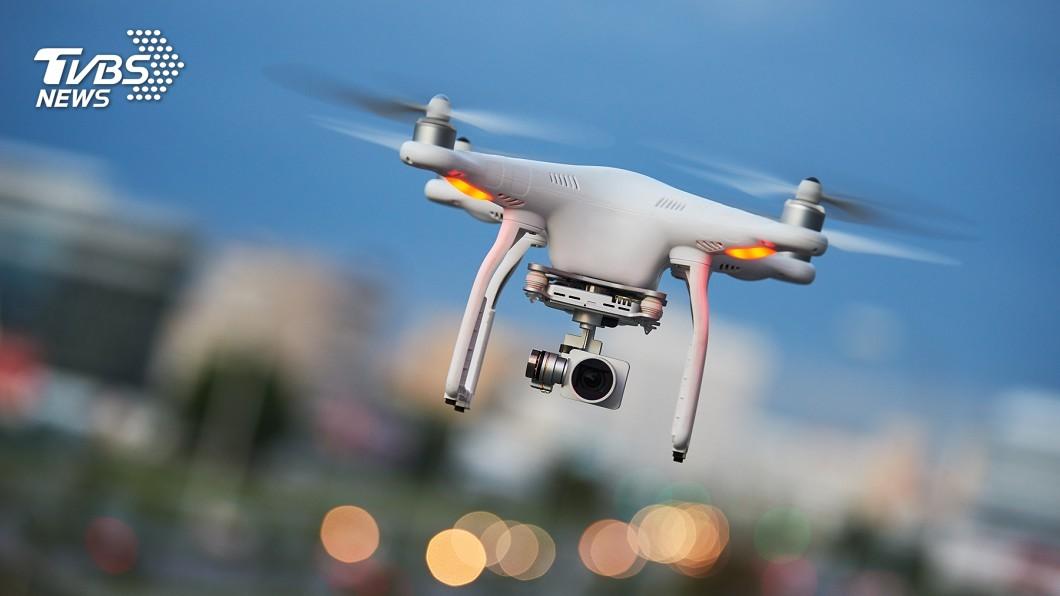 示意圖/TVBS 智能控制無人飛行器 具備自我判讀能力