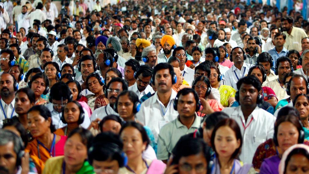 圖/達志影像路透 印度公布「公民名單」190萬人頓成非法居留