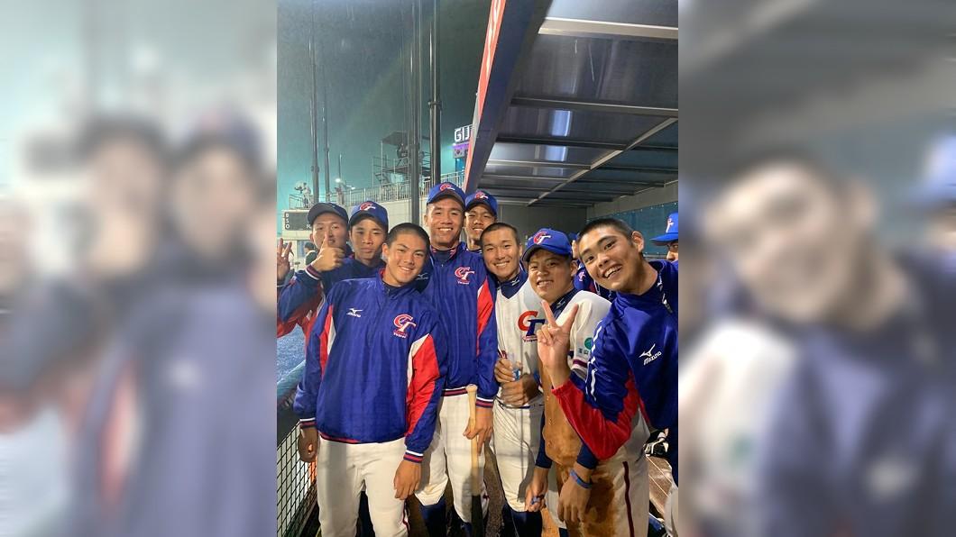 圖/翻攝自中華民國棒球協會粉絲團臉書 快訊/U18中華隊3:1裁定勝日本 篤定晉級6強