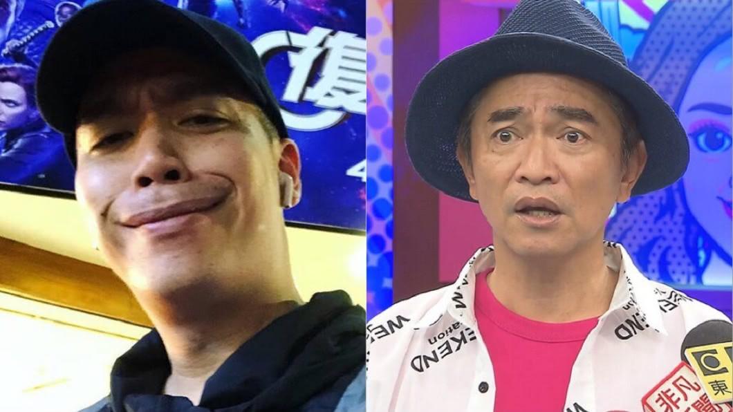 圖/翻攝自無尊臉書、TVBS 男星手機被抓包藏「憲哥討論群」!吳宗憲氣炸數度爆粗口