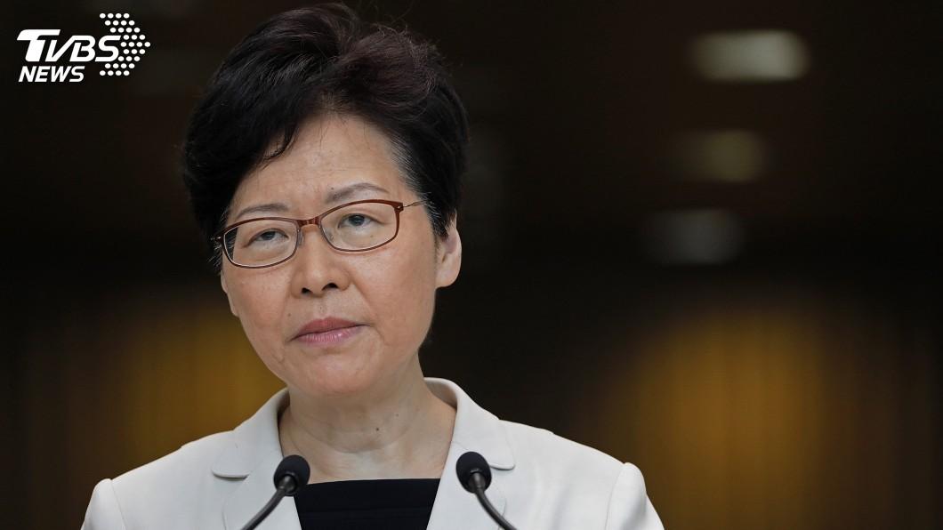 圖/達志影像美聯社 林鄭月娥宣布撤回修例 不成立調查委員會