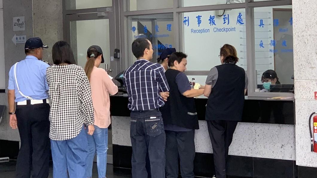 圖/中央社(民眾提供) 貪污罪判刑8年 花蓮前議員許淑銀入監