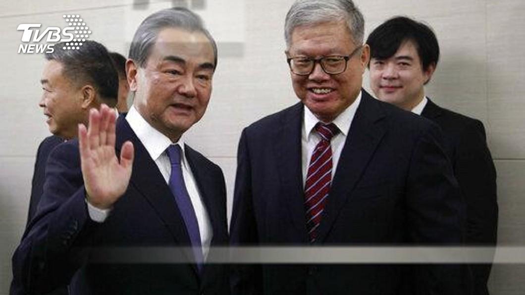 圖/達志影像美聯社 王毅展開訪問北韓3天行 外界猜測金正恩將訪中