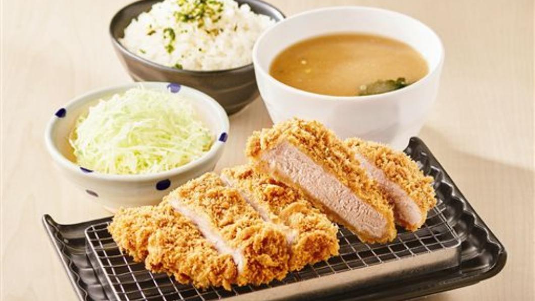 圖/品田牧場提供 快揪「姓黃」、「穿黃衣」朋友!豬排套餐直接88折