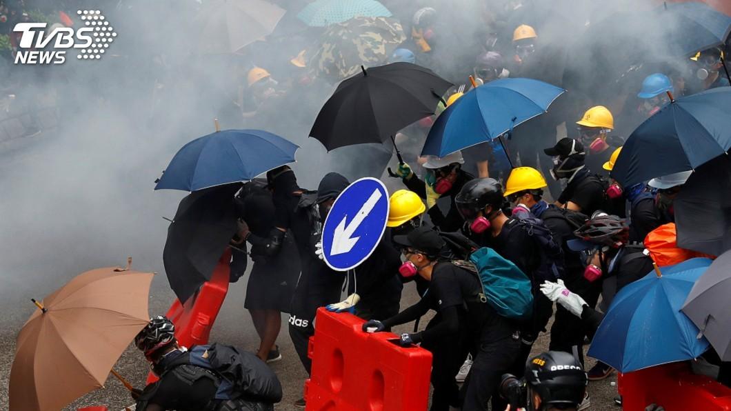 圖/達志影像路透社 若對香港強硬 德智庫:中國不再是歐洲夥伴