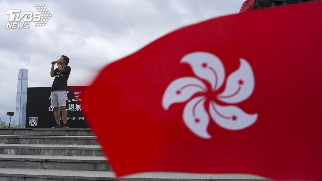 圖/達志影像美聯社 緊急法行不行 香港特首智囊態度保留