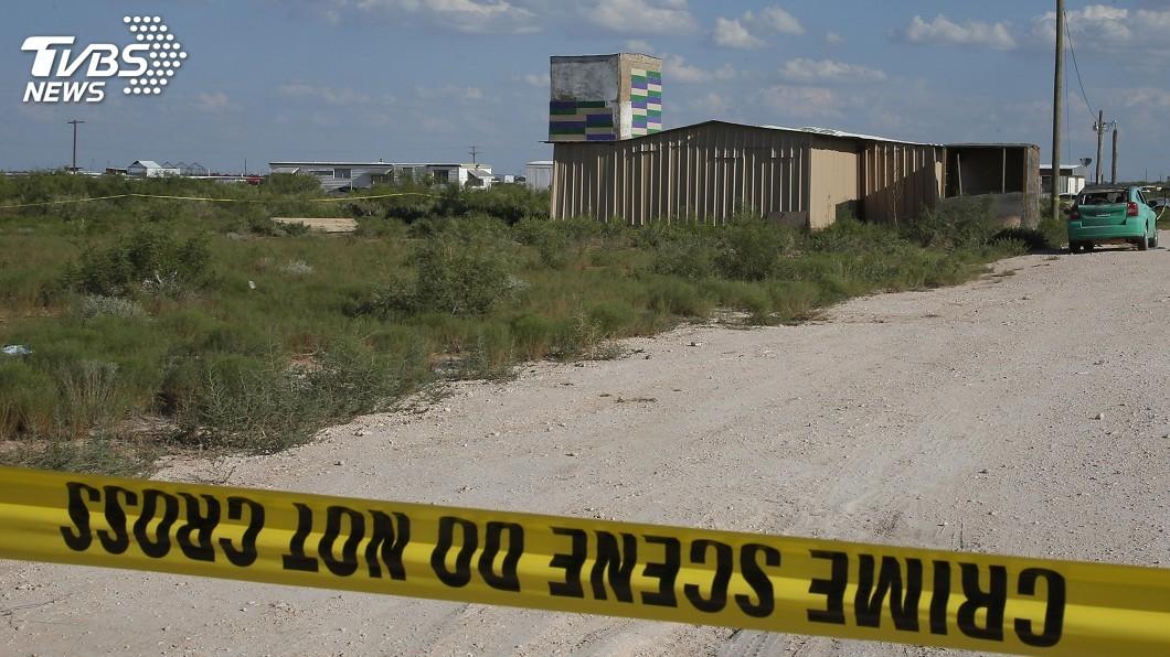 圖/達志影像美聯社 疑患心理疾病 德州釀7死凶嫌買槍曾遭拒