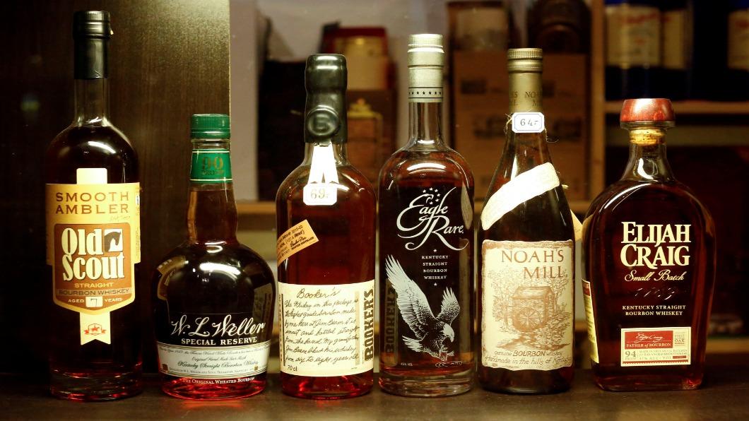圖/達志影像路透 英國驗酒神器!辨珍稀威士忌 能判年分等級