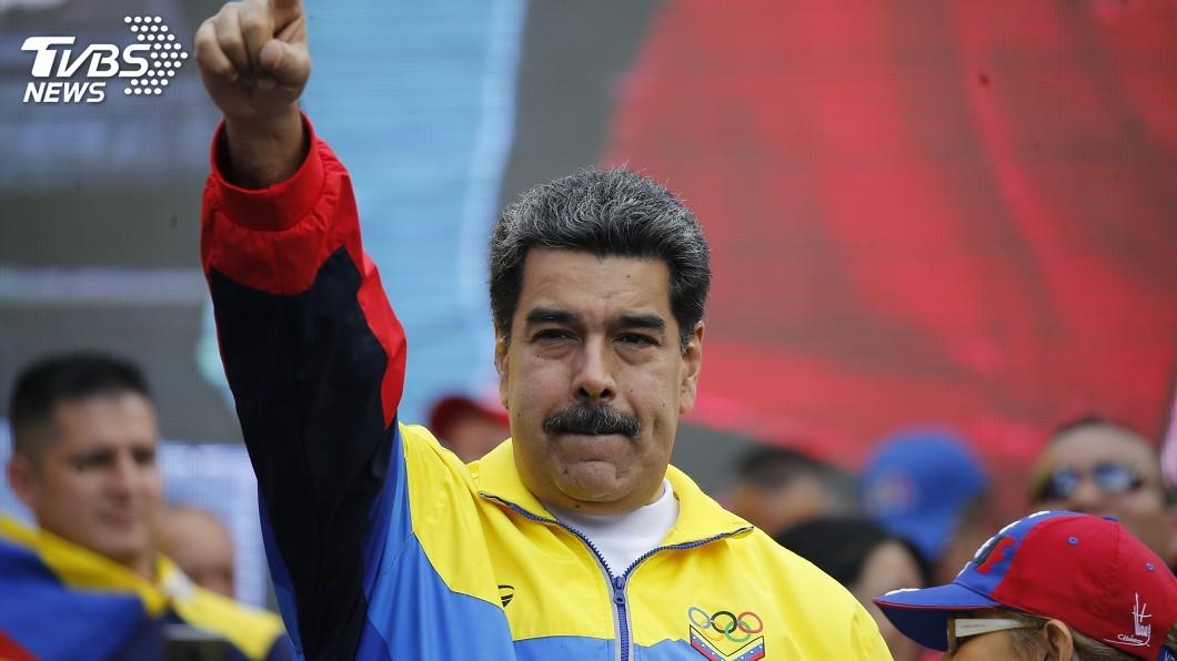 圖/達志影像美聯社 委國總統警告哥倫比亞可能攻擊 命令舉行軍演